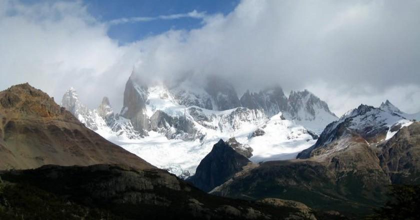 Cerro Fitz Roy, El Chalten | © James Byrum/Flickr