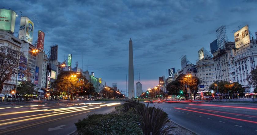 Buenos Aires, Argentina | © Jesus Alexander Reyes Sánchez/Flickr