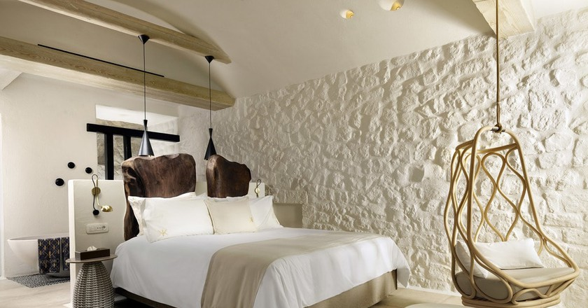 A room at Kensho Boutique Hotel & Suites