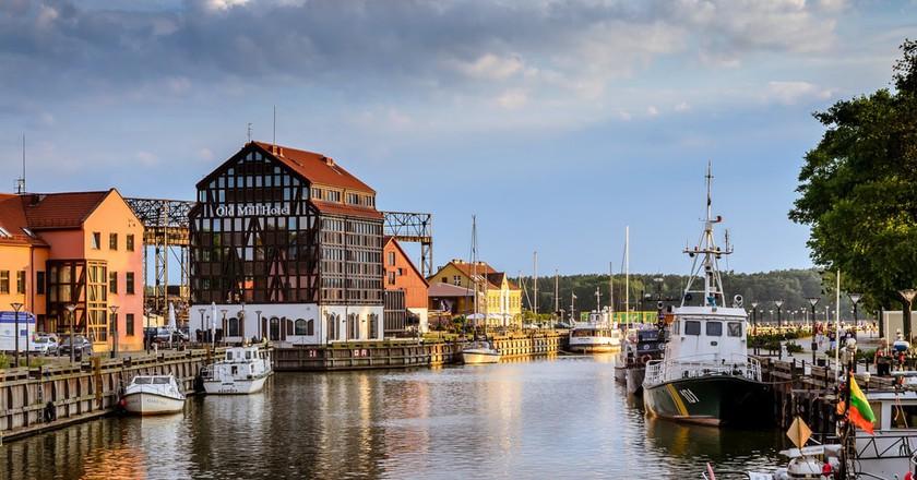 Klaipeda  ©Mantas Volungevicius/Flickr