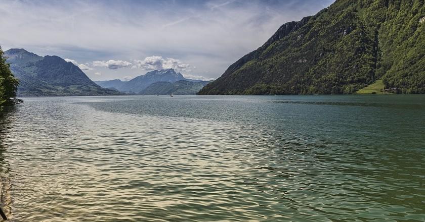 Lake Lucerne | © Boenz / Pixabay