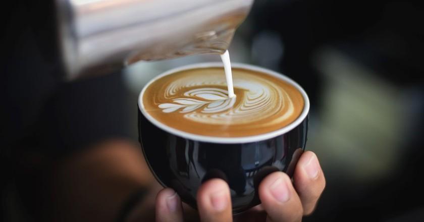 Latte Art | © Chevanon Photography / Pexels