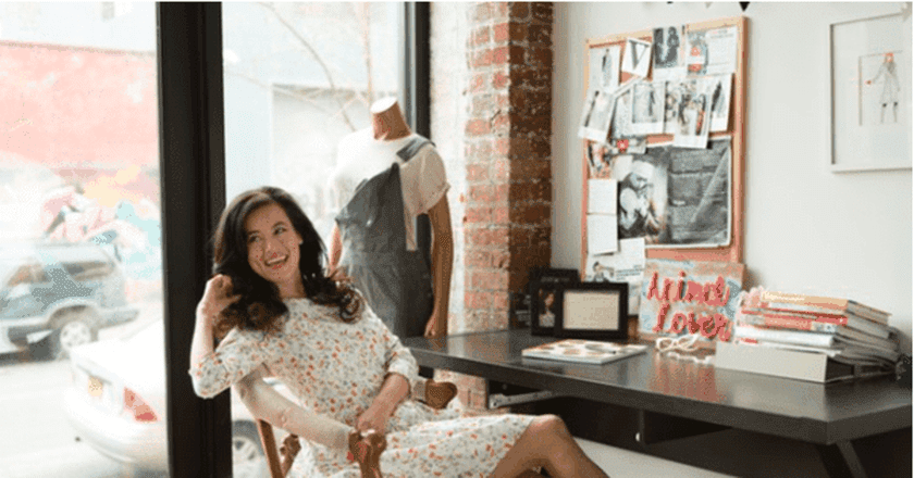 Leanne Mai-ly Hilgart | Photo courtesy of Julia Cawley/VAUTE