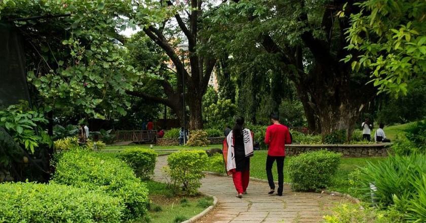 Semmozhi Poonga Park in Chennai, Tamil Nadu   ©Bhagavath G/WikiCommons