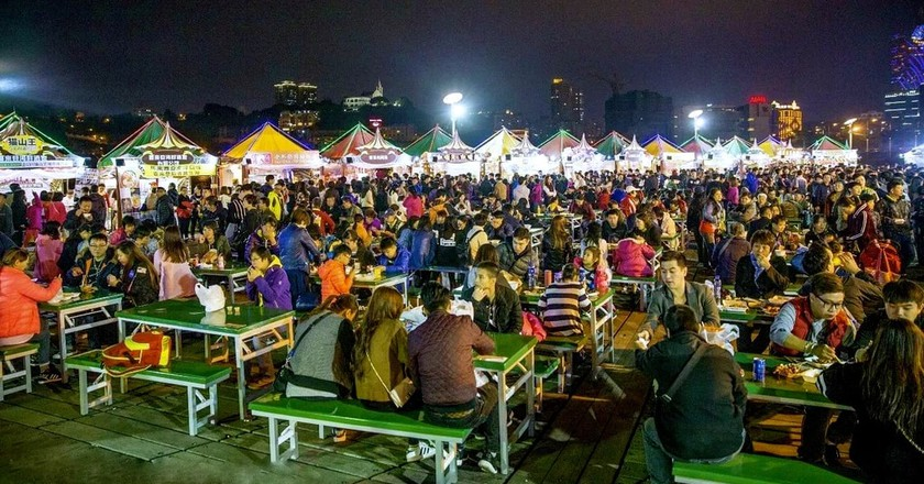 The annual Macau Food Festival is one of the city's most popular events | Courtesy of Macao Government Tourism Office