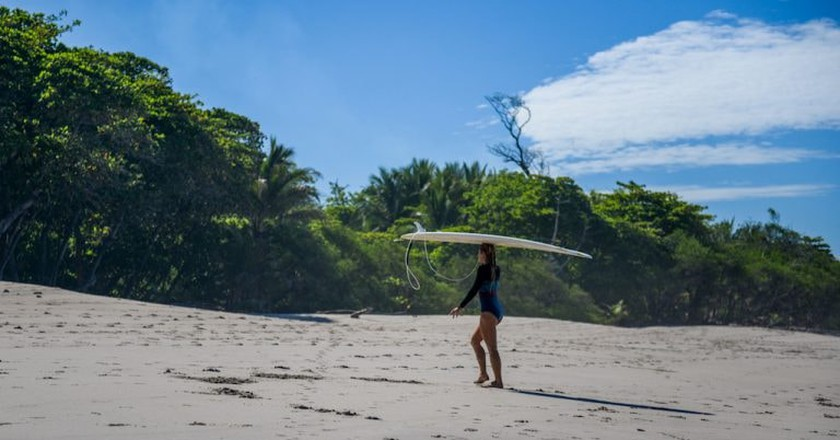Stay steps from the sand | Courtesy of Makanas
