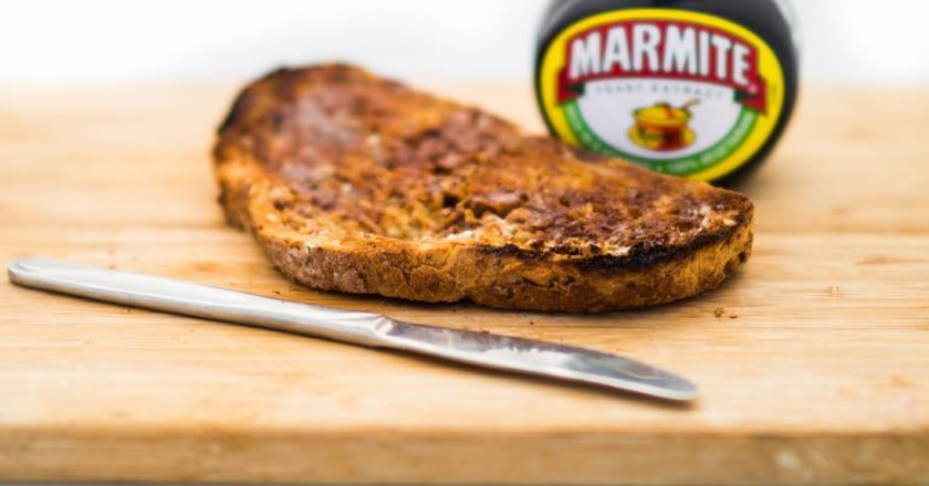 Marmite on toast | © Stewart Black/Flickr