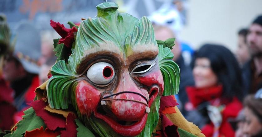 carnival costume   © gaertringen / Pixabay