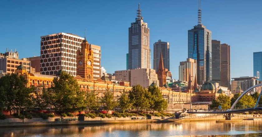 Melbourne in the afternoon  | © wikicommons