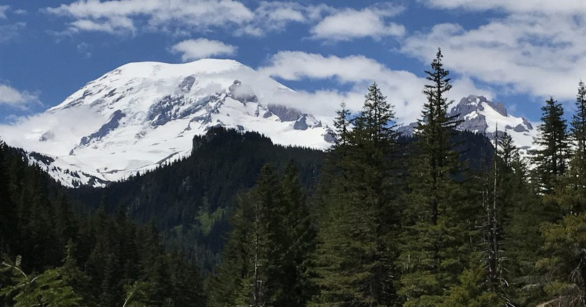 Mt. Rainier National Park | © chelsealwood / Flickr