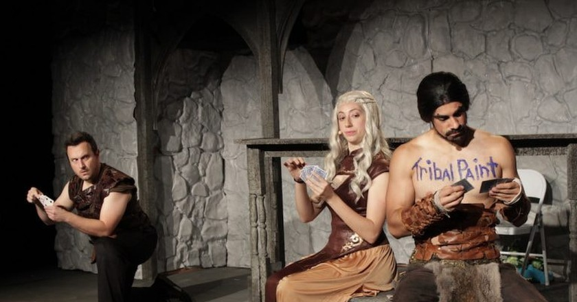 Theater: Off-Broadway 'Game of Thrones' Spoof Has No Iron in Its Blood