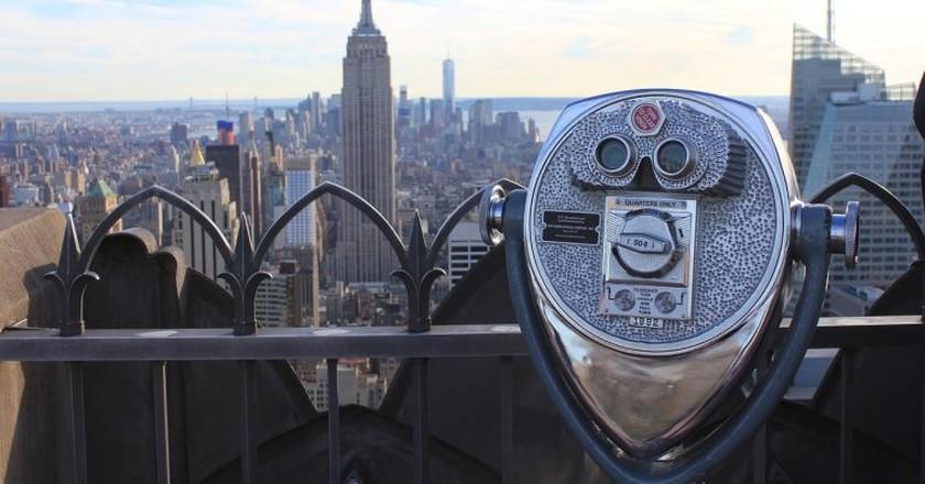 A view of New York City | © samalegre / Pixabay