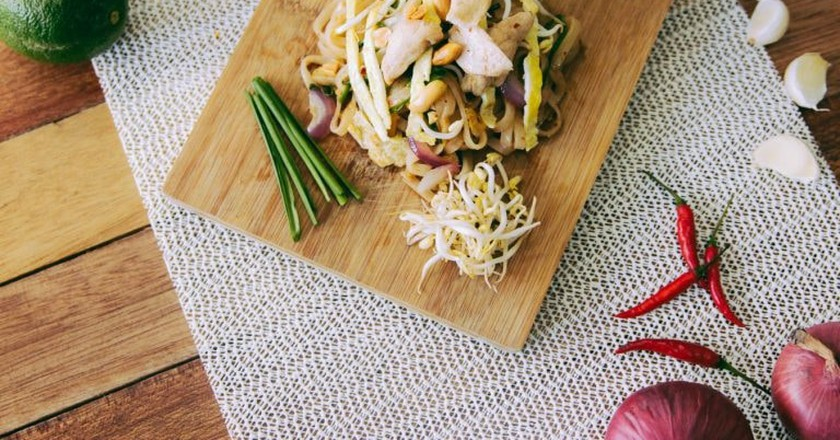 Noodle dish | © Elli O./Unsplash