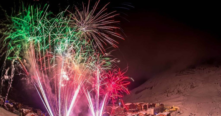Tignes New Year | © Andy Parant