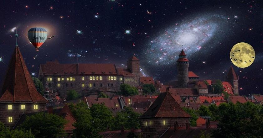 Nuremberg Castle   © Gellinger / Pixabay