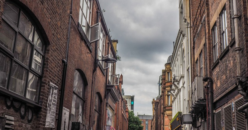 Manchester's Northern Quarter is a blend of old and new | © Rebecca Sharp