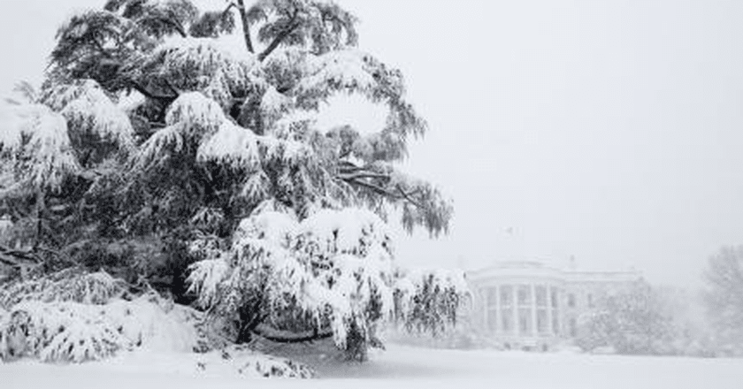 18 Photos That Prove Washington, DC is a Winter Wonderland