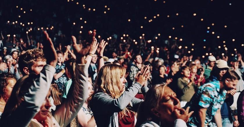 Concert. StockSnap (c)   Pixabay