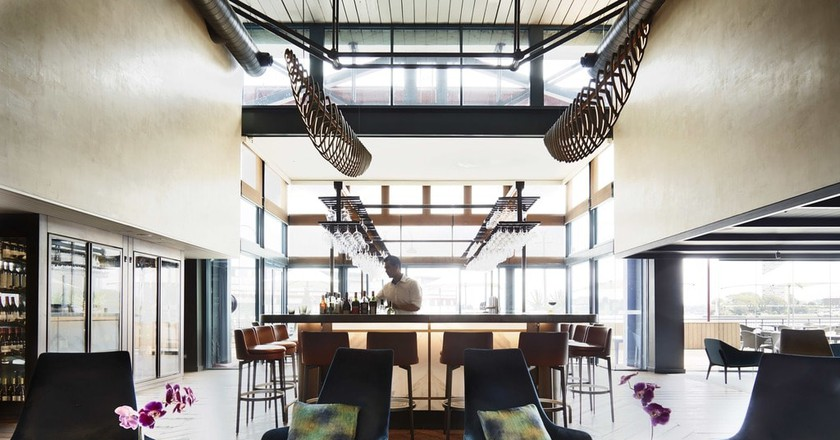 Lobby Pier One Sydney Harbour   Courtesy of The Mint Partners