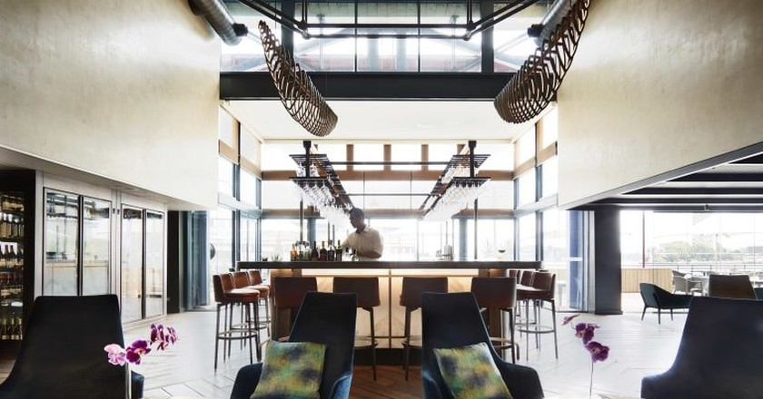 Lobby Pier One Sydney Harbour | Courtesy of The Mint Partners
