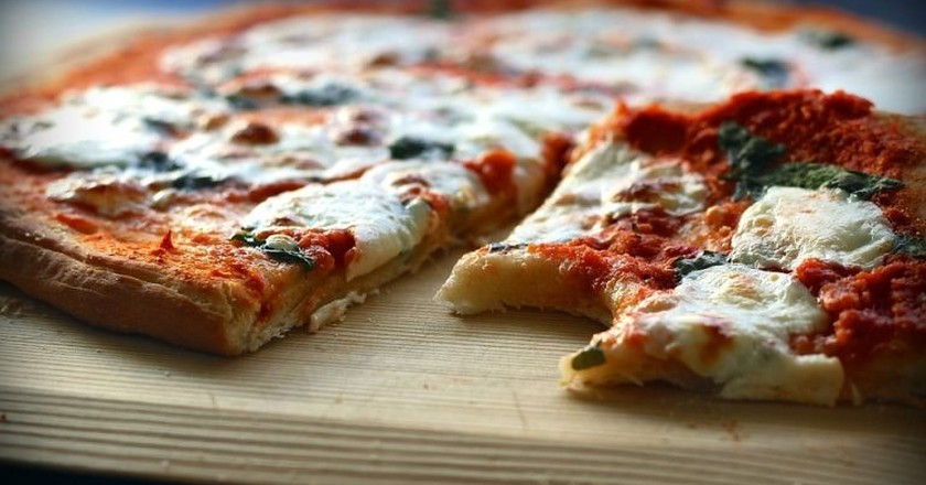 Delicious pizza | ©ponce_photography / Pixabay