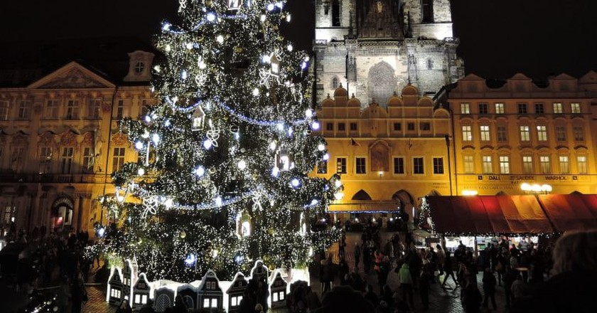 In the Czech Republic, carp is just as important as Christmas markets when it comes to holiday traditions | © maatcheck / Pixabay