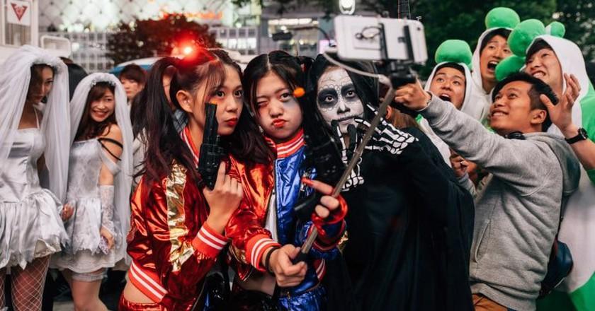 Halloween in Shibuya, Tokyo   © Mithila Jariwala / Culture Trip