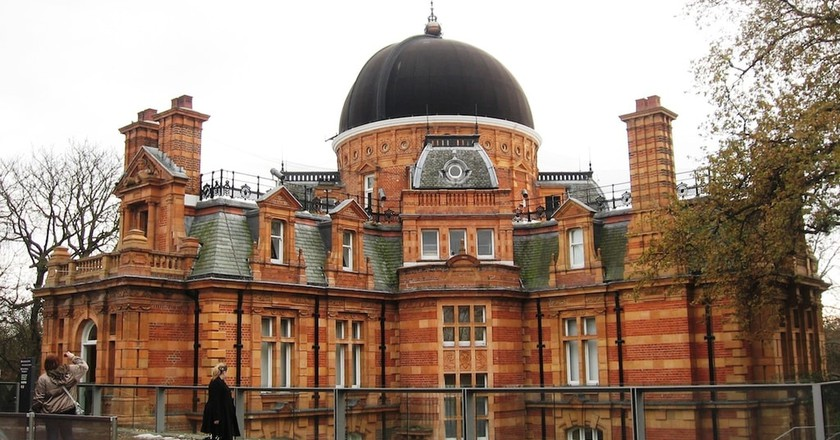 Royal Observatory Greenwich, South London
