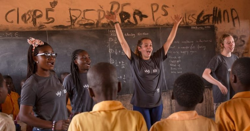 10 Organisations to Volunteer For in Ghana