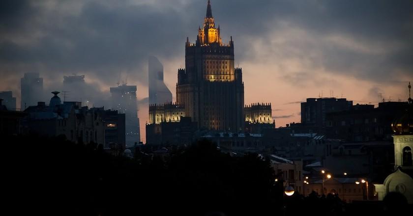 Moscow. NikolayFrolochkin (c) | Pixabay