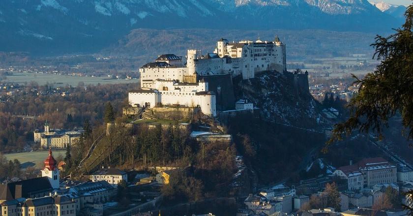 Salzburg | © werdepate / Pixabay
