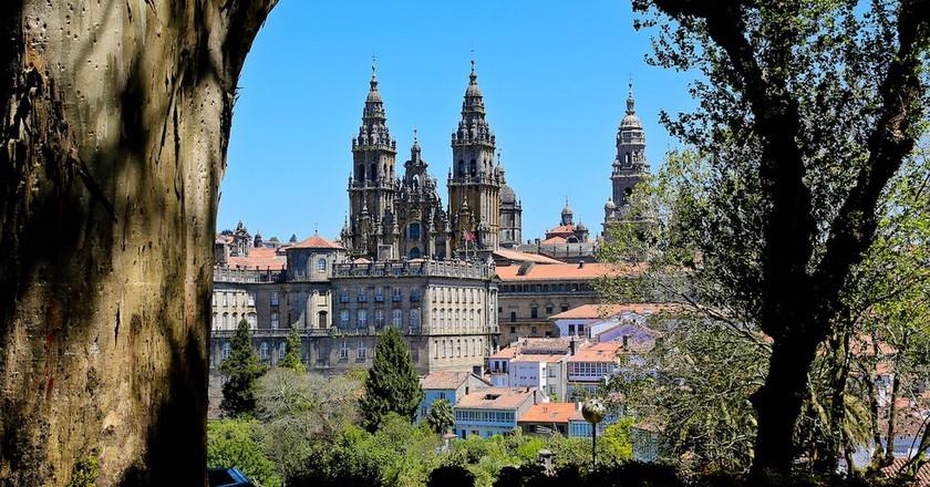 Santiago de Compostela | © Galicia Photo Tour / Flikr