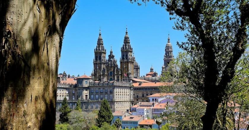 Visit Santiago de Compostela during the Romería de San Lázaro Festival