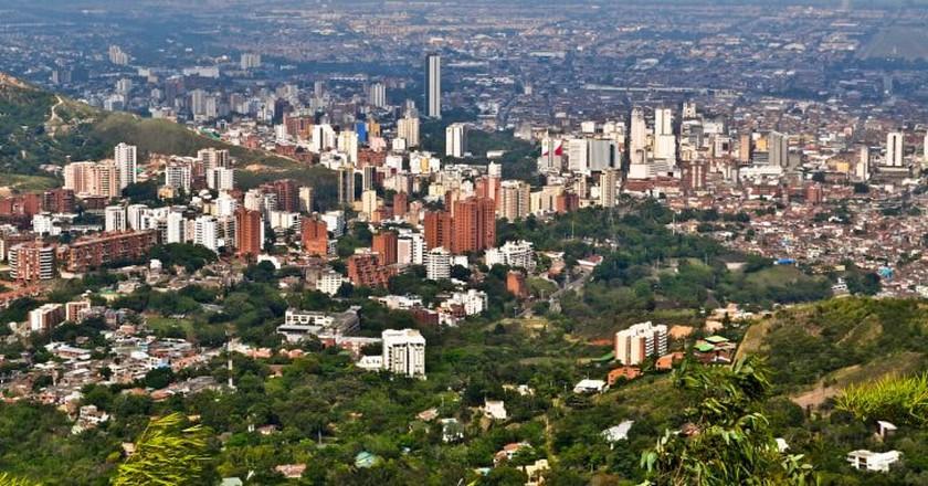 Cali, Colombia   ©Aleko   David Alejandro Rendón / WikiCommons