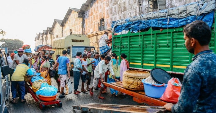 How 30 Artists Transformed Mumbai's 142-Year-Old Sassoon Docks