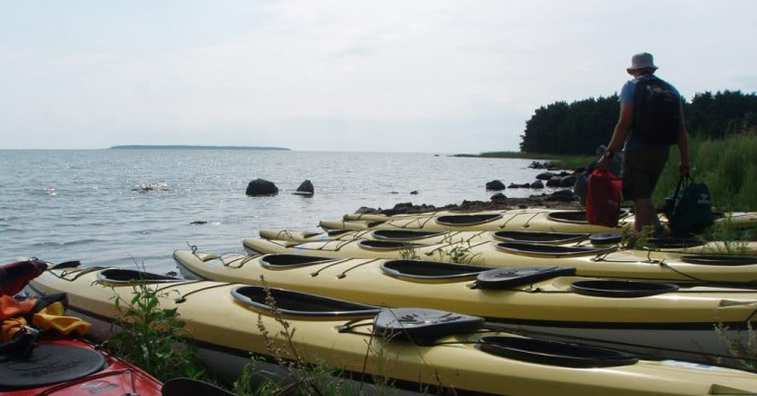 Sea Kayaking | © stefan m/Flickr