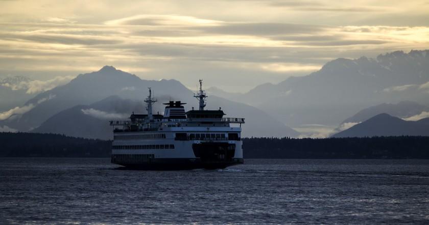 Seattle Ferry   © Tiffany Von Arnim / Flickr