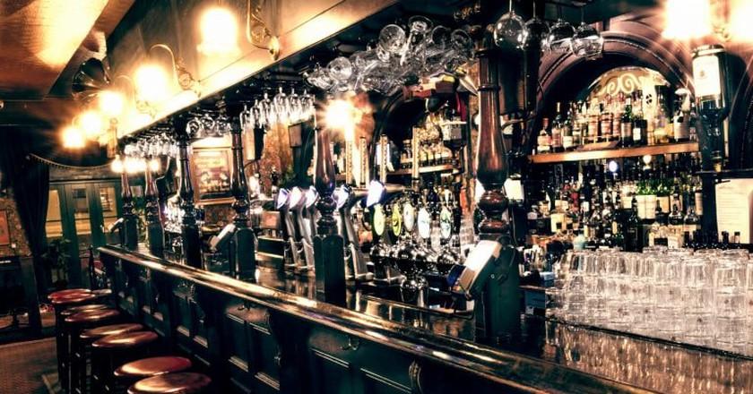 Courtesy of Sherlock Holmes Pub