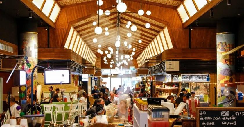 Rothschild Allenby Market | Courtesy of Rothschild Allenby Market Facebook Page