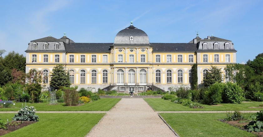 Poppelsdorf Schloss | ©eugen_z / Shutterstock