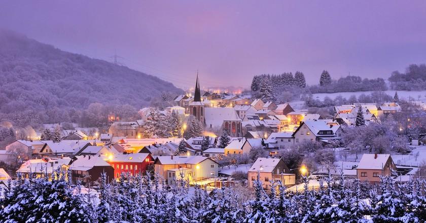 German town in Winter | © Avramescu Florin/Shutterstock