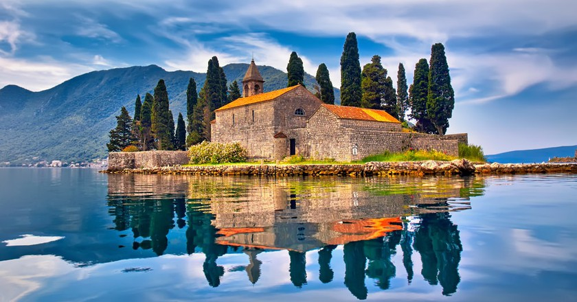 St George Monastery   © Ihor Pasternak/Shutterstock