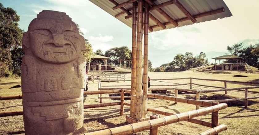 San Augustin, Colombia | ©Ilyshev Dmitry/Shutterstock
