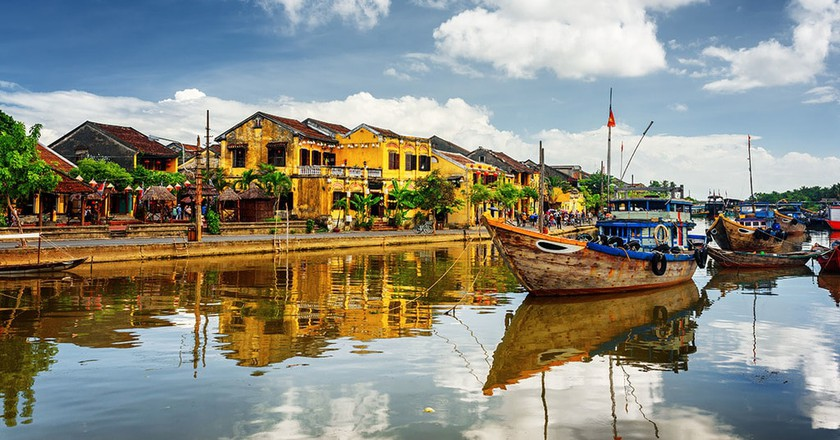 The one and only Hoi An, Vietnam   © Efired/shutterstock