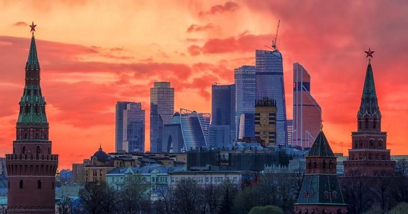 Views of Moscow | © dimbar76