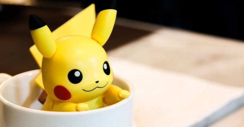 Pikachu is an icon of Japanese pop culture   © small1 / Shutterstock