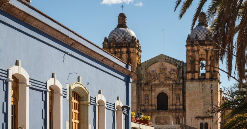 Historical centre of Oaxaca, Mexico   © Lev Levin/Shutterstock
