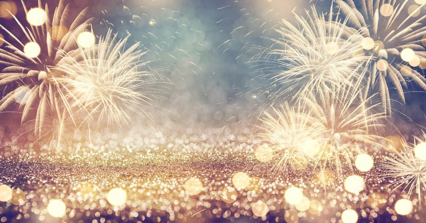 Happy new year! | © Oatawa / Shutterstock