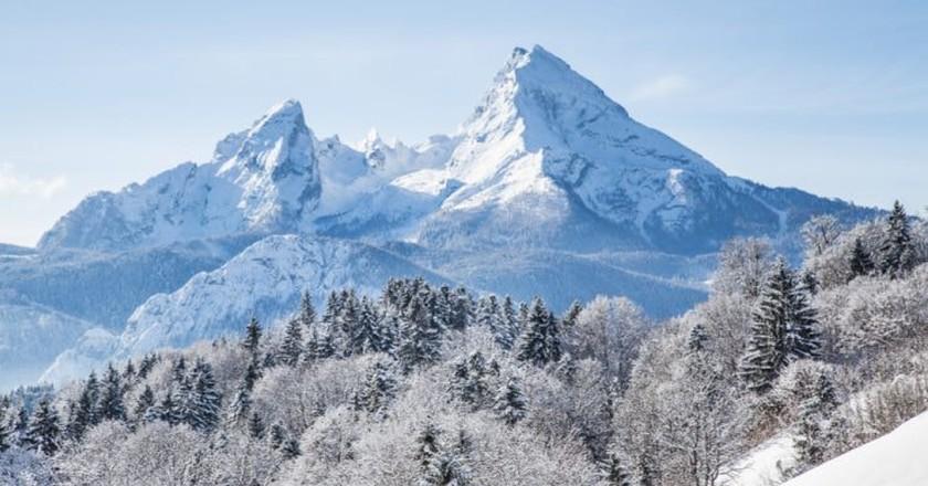 Watzmann mountain, Bavaria | ©canadastock/Shutterstock