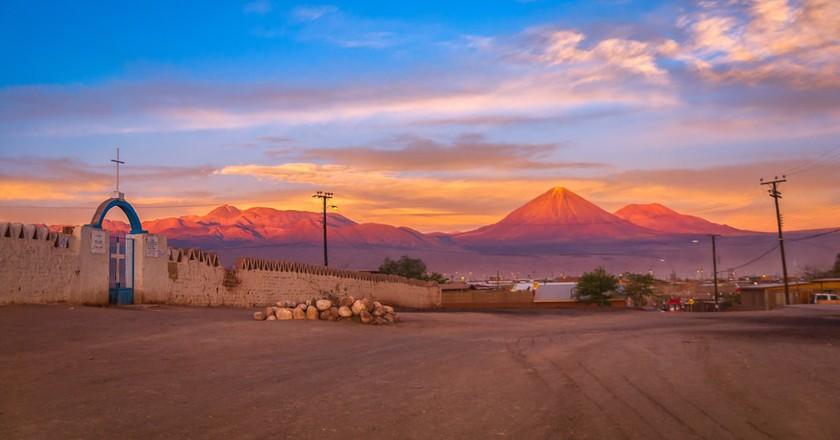 San Pedro de Atacama   © Marcin Kurek / Shutterstock